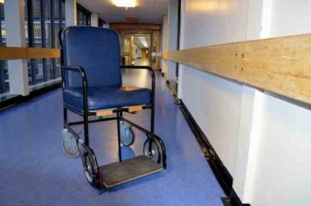 Nursing Home Wheelchair