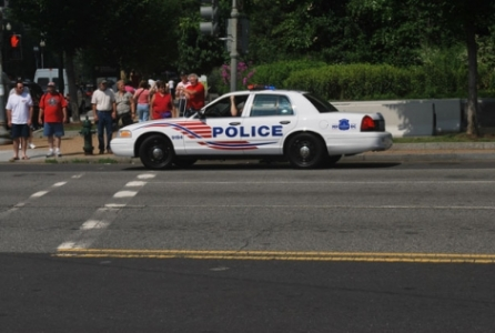 civil rights lawyer cop car chase case