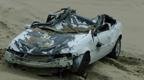 product liability for car wreck